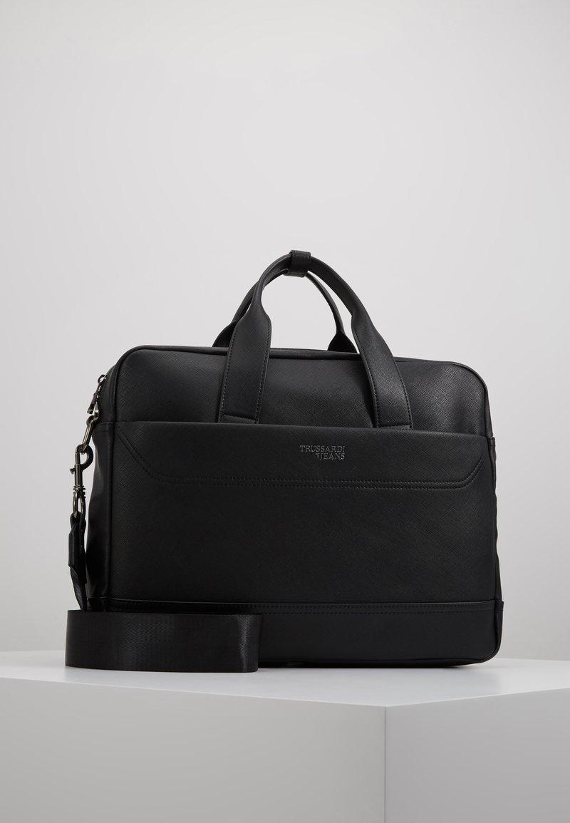 Trussardi Jeans - Aktovka - black
