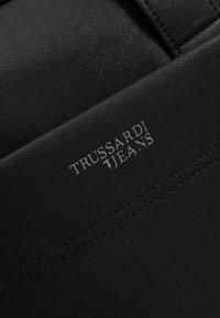 Trussardi Jeans - Aktovka - black - 6