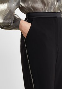 Three Floor - MAXINE TROUSERS - Kalhoty - black - 4