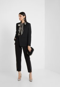 Three Floor - MAXINE TROUSERS - Kalhoty - black - 1