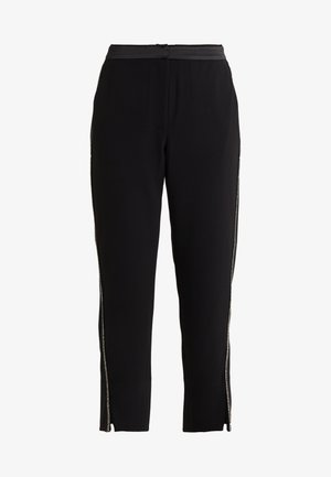 MAXINE TROUSERS - Trousers - black
