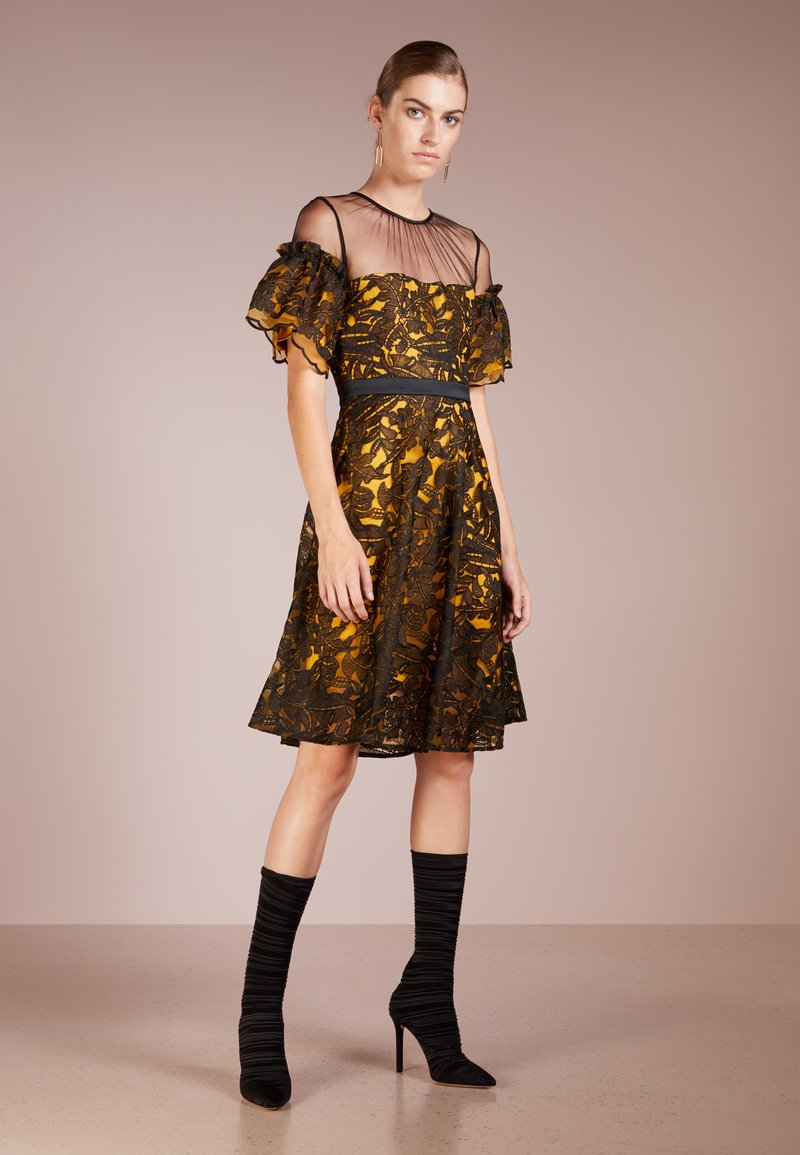 Three Floor - BETWEEN - Cocktail dress / Party dress - tawny olive
