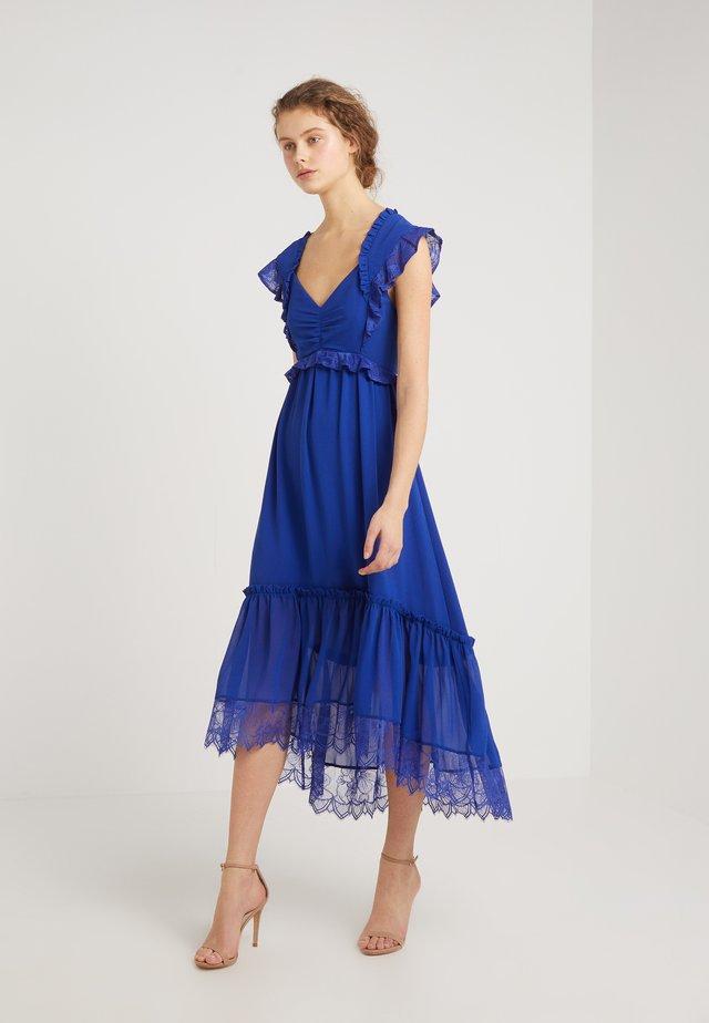 Maxi dress - surf blue