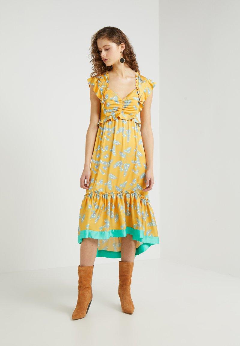 Three Floor - LEMONANA DRESS - Vestido informal - old gold