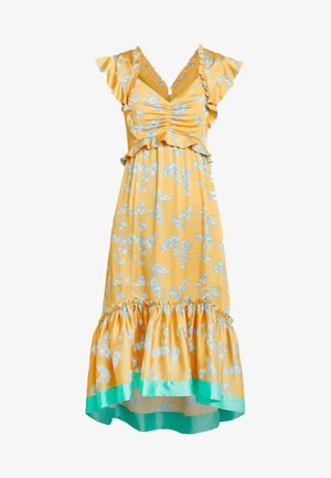 LEMONANA DRESS - Day dress - old gold
