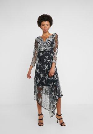 WHISPER DRESS - Robe de soirée - black/off white