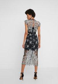 Three Floor - LYLA DRESS - Robe de soirée - black/off white - 2