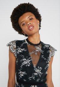Three Floor - LYLA DRESS - Robe de soirée - black/off white - 3