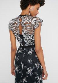 Three Floor - LYLA DRESS - Robe de soirée - black/off white - 5