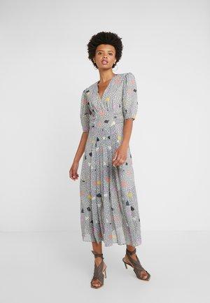 DADA DRESS - Vestido informal - off white/black