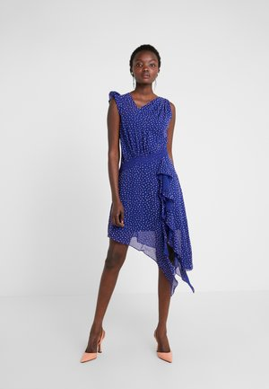 SPOT DIFFUSION DRESS - Vestito elegante - spectrum blue/violet