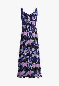Three Floor - MAGRITTE DRESS - Freizeitkleid - spectrum blue/violet/black - 4