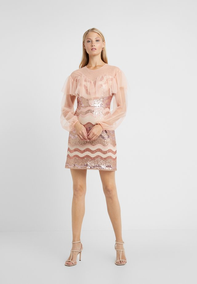 DAYDREAMING DRESS - Cocktailkleid/festliches Kleid - dusty pink/faded rose