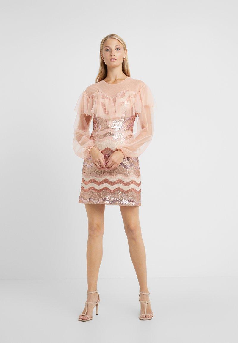 Three Floor - DAYDREAMING DRESS - Cocktailkleid/festliches Kleid - dusty pink/faded rose