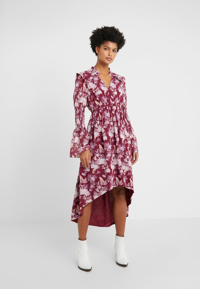 Three Floor - FELICITY DRESS - Freizeitkleid - anemone purple