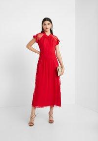 Three Floor - CENTIFOLIA DRESS - Juhlamekko - scarlet red - 1