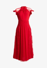 Three Floor - CENTIFOLIA DRESS - Juhlamekko - scarlet red - 3
