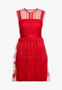Three Floor - FEARLESS DRESS - Juhlamekko - scarlet red - 3