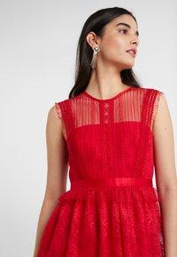 Three Floor - FEARLESS DRESS - Juhlamekko - scarlet red - 4