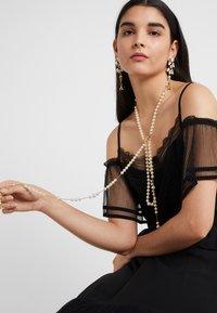 Three Floor - INFERNO DRESS - Maxi šaty - black - 5