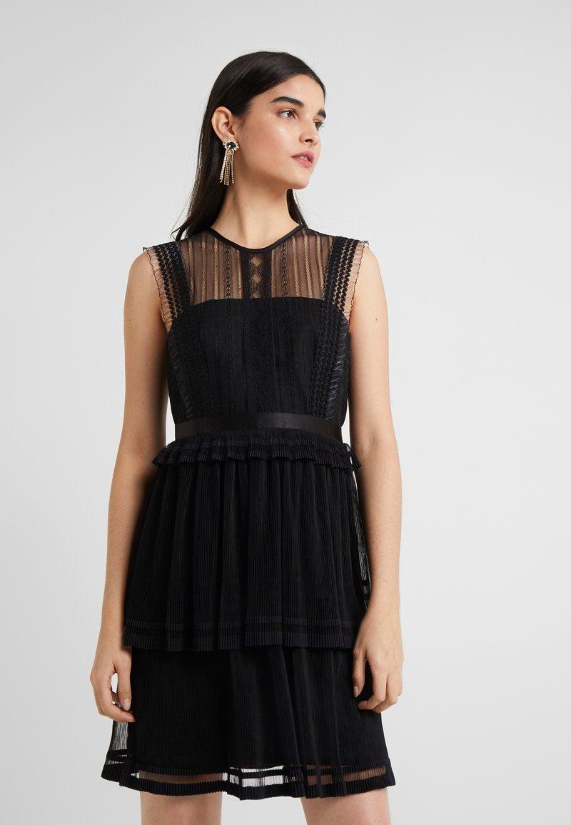 Three Floor - Cocktailkleid/festliches Kleid - black
