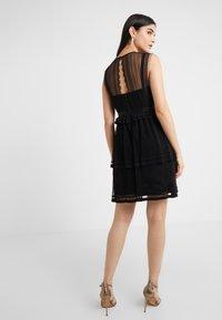 Three Floor - Koktejlové šaty/ šaty na párty - black - 2