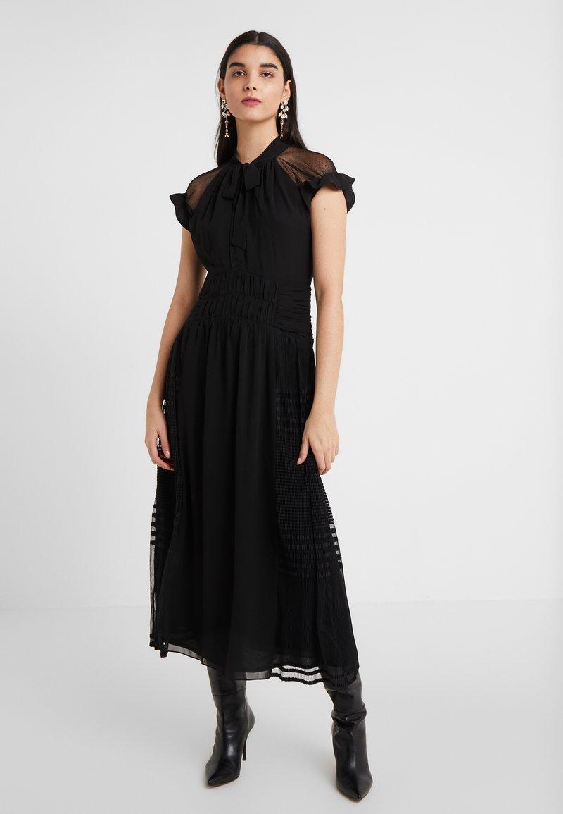 Three Floor - LOLITA DRESS - Cocktailkjole - black