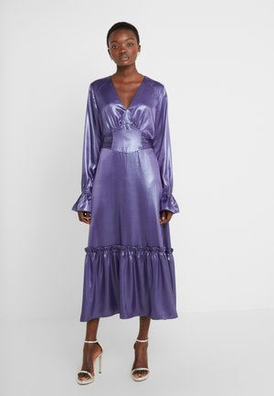EXCLUSIVE DRESS - Cocktailkleid/festliches Kleid - twilight purple/blue