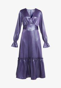 Three Floor - EXCLUSIVE DRESS - Juhlamekko - twilight purple/blue - 6