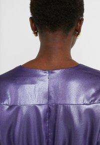 Three Floor - EXCLUSIVE DRESS - Juhlamekko - twilight purple/blue - 5