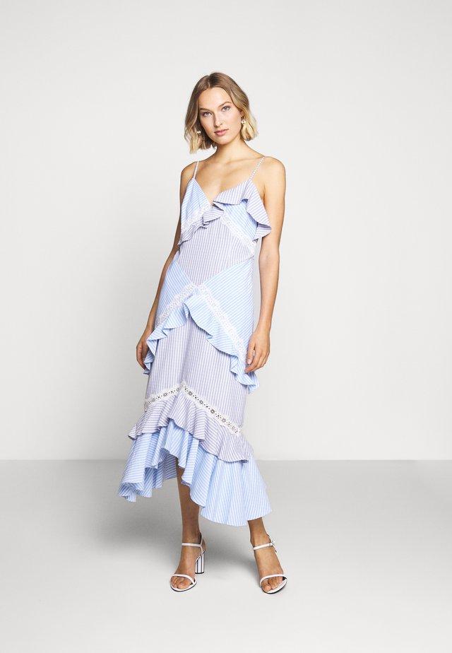 LUCHIA DRESS - Korte jurk - blue