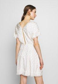 Three Floor - DRESS - Denní šaty - off white - 2