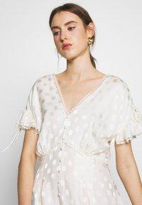 Three Floor - DRESS - Denní šaty - off white - 4