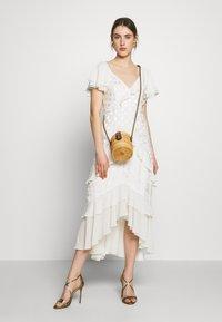 Three Floor - PERLE DRESS - Iltapuku - off white - 2