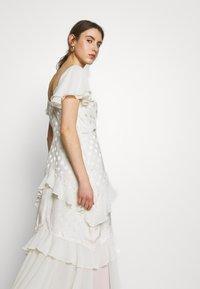 Three Floor - PERLE DRESS - Iltapuku - off white - 5