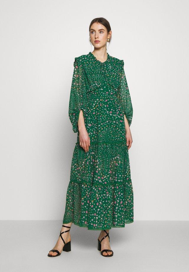 HANSEN DRESS - Maxi-jurk - jelly bean green