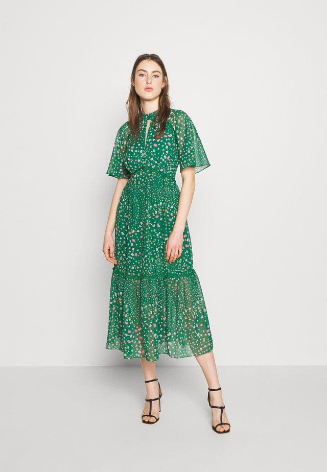 CONSTANTINE DRESS - Denní šaty - jelly bean green