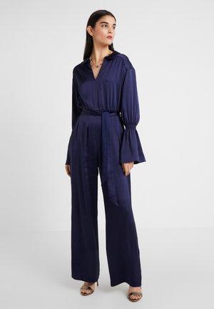 Jumpsuit - azure blue
