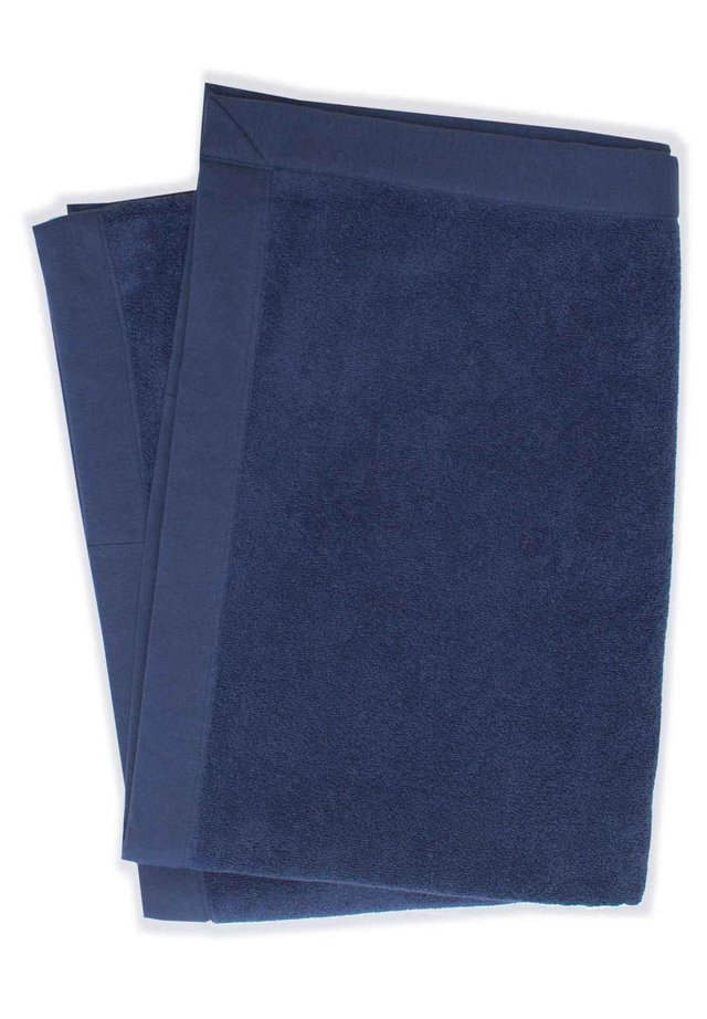 Beach towel - navy