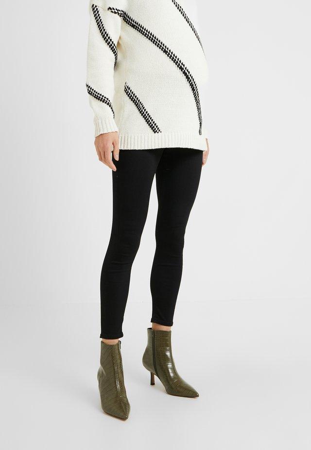 JONI UB CLEAN - Jeans Skinny Fit - black