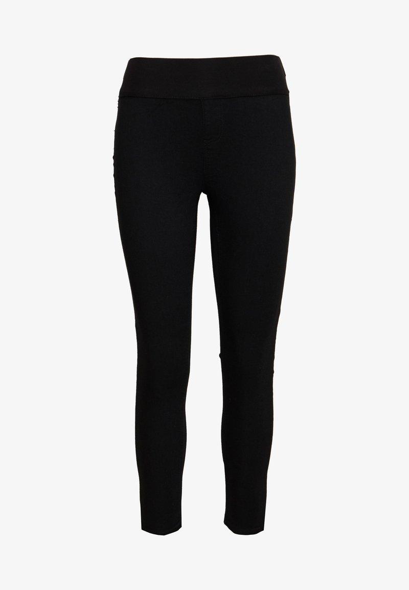 Topshop Maternity - JONI CLEAN - Jeans Skinny Fit - black
