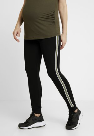 JEGGER - Trainingsbroek - black