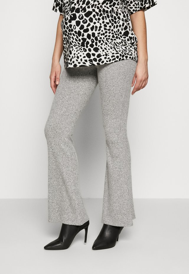 FLARE - Trousers - grey
