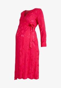 Topshop Maternity - Korte jurk - pink - 3
