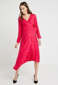 Topshop Maternity - Korte jurk - pink - 0