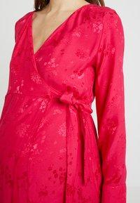 Topshop Maternity - Korte jurk - pink - 4
