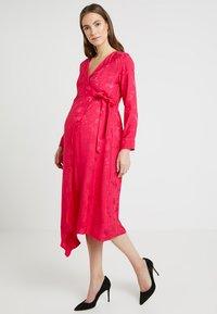 Topshop Maternity - Korte jurk - pink - 1
