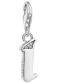 THOMAS SABO - Porte-clefs - silver-coloured, white - 1