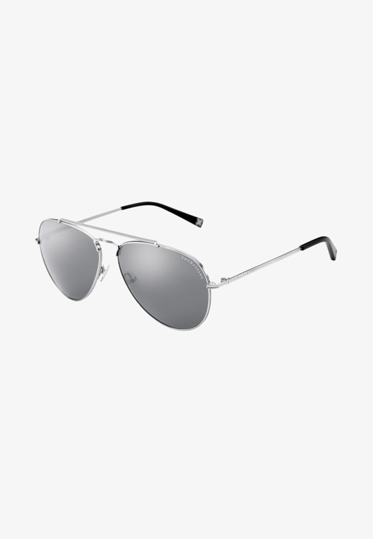 THOMAS SABO - Solbriller - silver-glossy/black-glossy