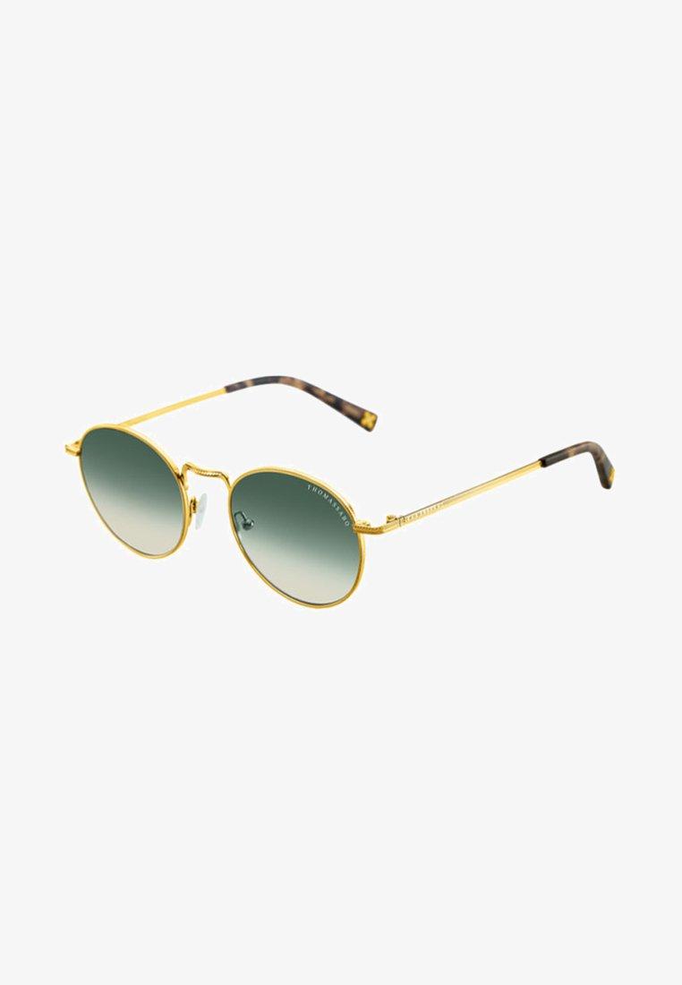 THOMAS SABO - Sonnenbrille - yellow gold/brown
